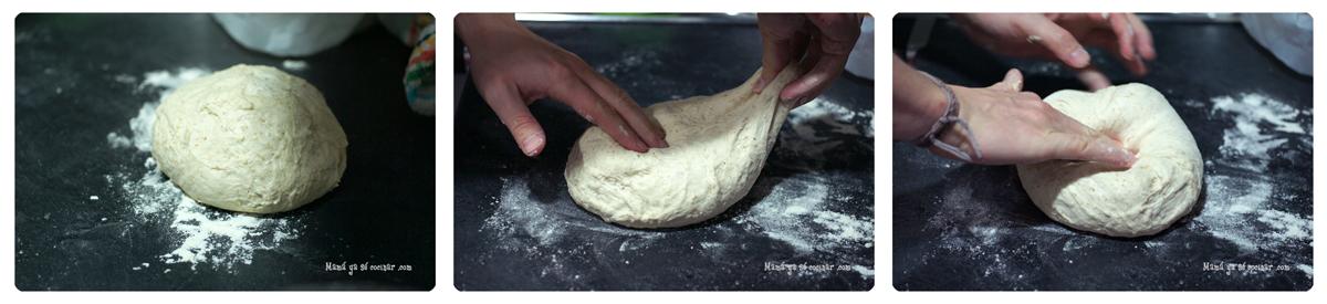 pan7 Hogaza de pan con masa madre