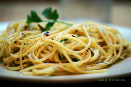 pasta-aglio-olio