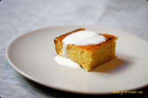 pastel de maiz