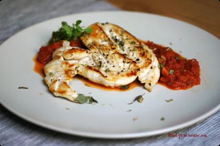 pollo-tomate
