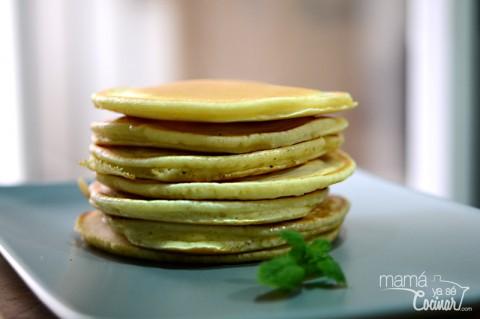 tortitas americanas - pancakes