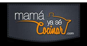 Logotipo de Mamá yá sé cocinar.com