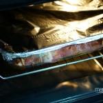 costillas adobadas en el horno